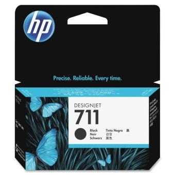 Originálna cartridge HP č. 711 (CZ129A) (Čierna)