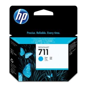 Originálna cartridge HP č. 711 (CZ130A) (Azúrová)