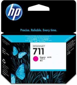 Originálna cartridge HP č. 711 (CZ131A) (Purpurová)