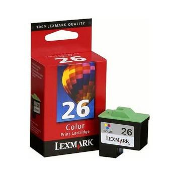 Originálna cartridge  Lexmark 26 (10N0026E) (Farebná)