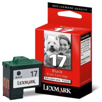 Originálna cartridge  Lexmark 17 (10N0217) (Čierna)