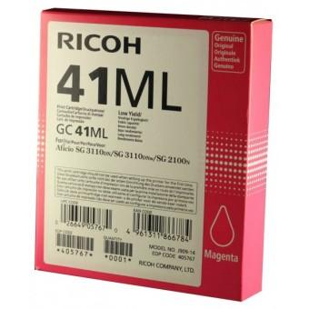 Originálna cartridge Ricoh 405767 (Purpurová)