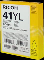 Toner do tiskárny Originálna cartridge Ricoh 405768 (Žltá)