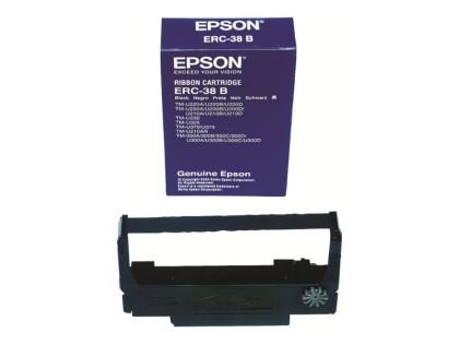 Originálna páska Epson C43S015374, ERC 38 (čierna)