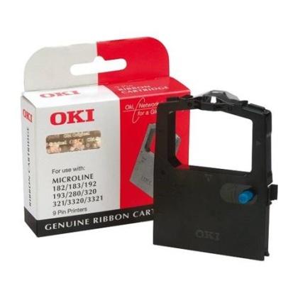 Originálna páska OKI 9002303 (čierna)
