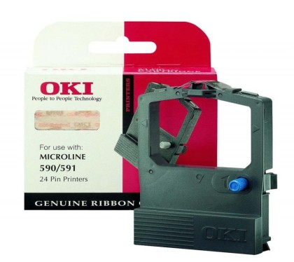Originálna páska OKI 1126301 (čierna)
