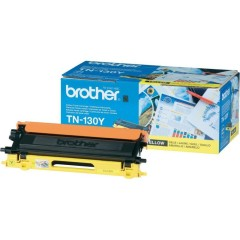 Toner do tiskárny Originálny toner Brother TN-130 Žltý