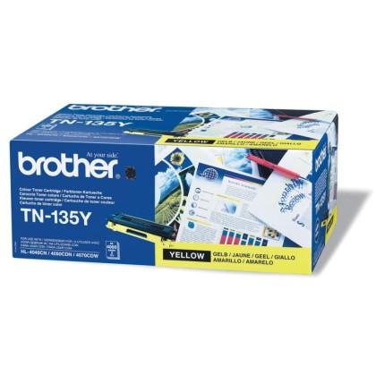 Originálny toner Brother TN-135 Žltý