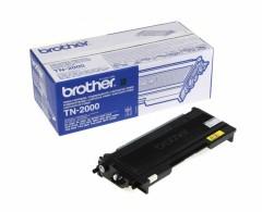 Toner do tiskárny Originálny toner Brother TN-2000 Čierny