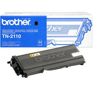 Originálny toner Brother TN-2110 Čierny