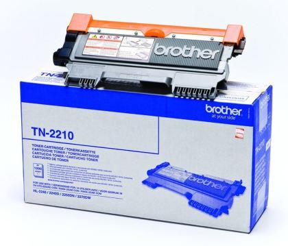 Originálny toner Brother TN-2210 Čierny