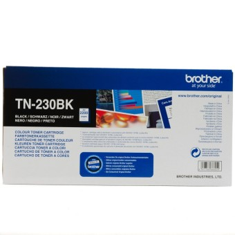 Originálny toner Brother TN-230BK (Čierny)