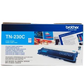 Originálny toner Brother TN-230C (Azúrový)