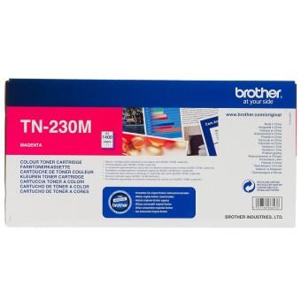 Originálny toner Brother TN-230M (Purpurový)