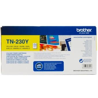 Originálny toner Brother TN-230Y (Žltý)