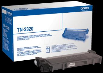 Originálny toner Brother TN-2320 (Čierny)