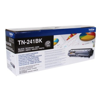 Originálny toner Brother TN-241BK (Čierny)