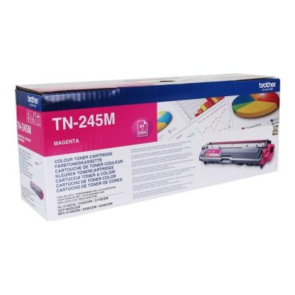 Originálny toner Brother TN-245M (Purpurový)