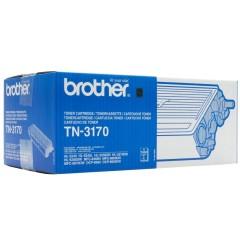 Toner do tiskárny Originálny toner Brother TN-3170 Čierny