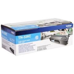Toner do tiskárny Originálny toner Brother TN-326C (Azúrový)