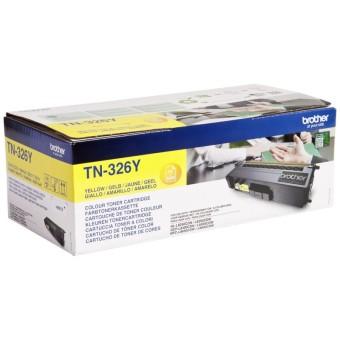 Originálny toner Brother TN-326Y (Žltý)