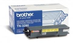 Toner do tiskárny Originálny toner Brother TN-3280 Čierny