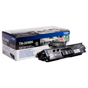 Originálny toner Brother TN-329BK (Čierný)