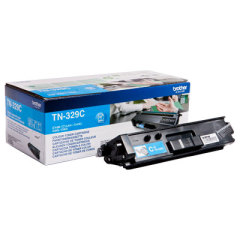 Toner do tiskárny Originálny toner Brother TN-329C (Azúrový)