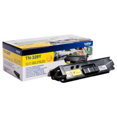 Toner do tiskárny Originálny toner Brother TN-329Y (Žltý)
