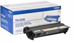 Toner do tiskárny Originálny toner Brother TN-3330 Čierny