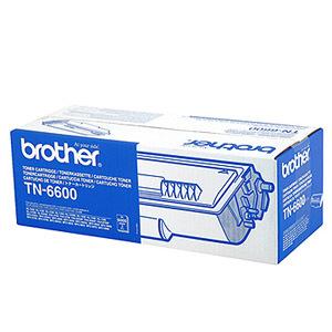 Originálny toner Brother TN-6600 Čierny