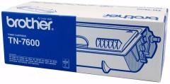 Toner do tiskárny Originálny toner Brother TN-7600 Čierny