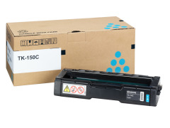 Toner do tiskárny Originálny toner Kyocera TK-150C (Azúrový)