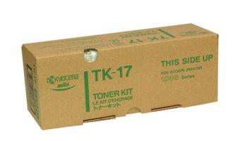 Originálny toner KYOCERA TK-17 (Čierny)