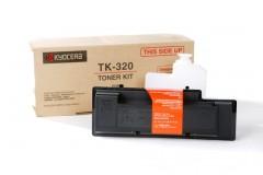 Toner do tiskárny Originálny toner KYOCERA TK-320 (Čierny)