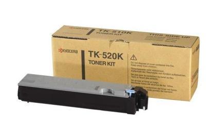 Originálny toner KYOCERA TK-520K (Čierny)