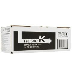 Toner do tiskárny Originálny toner KYOCERA TK-540K (Čierny)