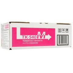 Toner do tiskárny Originálny toner KYOCERA TK-540M (Purpurový)