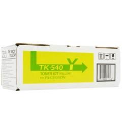 Toner do tiskárny Originálny toner KYOCERA TK-540Y (Žltý)