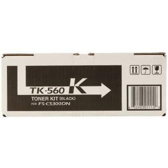 Originálny toner KYOCERA TK-560 BK (Čierny)