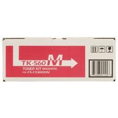 Toner do tiskárny Originálny toner KYOCERA TK-560M (Purpurový)