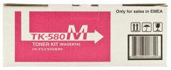 Toner do tiskárny Originálny toner KYOCERA TK-580M (Purpurový)