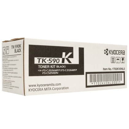 Originálny toner KYOCERA TK-590K (Čierny)