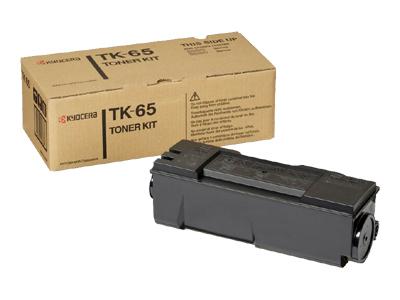 Originálny toner KYOCERA TK-65 (Čierny)