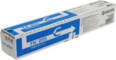 Toner do tiskárny Originálny toner KYOCERA TK-895C (Azúrový)