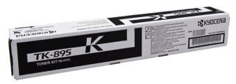 Originálny toner KYOCERA TK-895K (Čierny)