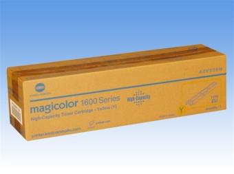 Originálny toner Minolta A0V305H/A0V306H (Žltý)