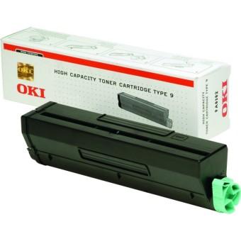 Originálny toner OKI 01101202 (Čierny)