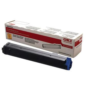 Originálny toner OKI 43502302 (Čierny)