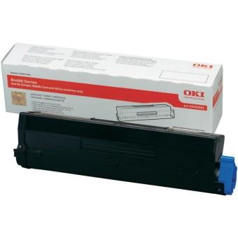 Originálny toner OKI 43502002 (Čierny)